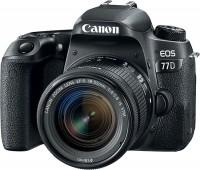 Фотоаппарат Canon EOS 77D kit 18-55 + 55-250