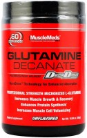 Фото - Амінокислоти MuscleMeds Glutamine Decanate 300 g