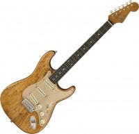 Фото - Гитара Fender Custom Shop Spalted Maple Artisan Strat