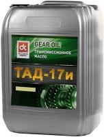Фото - Трансмиссионное масло Dorozhna Karta TAD-17i 85W-90 20л