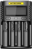 Зарядка аккумуляторных батареек Nitecore UM4