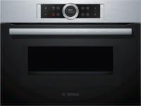 Фото - Духовой шкаф Bosch CMG 633BS1 нержавеющая сталь