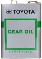 Фото - Трансмиссионное масло Toyota Gear Oil 75W-80 GL-4 4L 4л