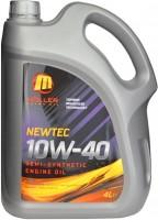 Моторное масло Moller Newtec 10W-40 4L