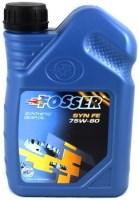 Фото - Трансмиссионное масло Fosser Syn FE 75W-80 1л