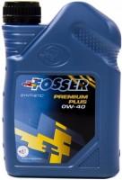 Моторное масло Fosser Premium Plus 0W-40 1L