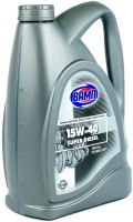 Моторное масло VAMP Super Diesel 15W-40 5L