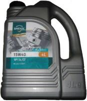 Моторное масло Brexol Techno 15W-40 4л