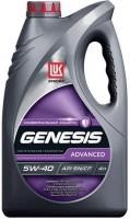 Моторное масло Lukoil Genesis Advanced 5W-40 4л