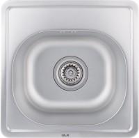 Кухонная мойка ULA HB 7706 ZS 375x375мм