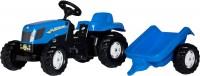 Веломобиль Rolly Toys rollyKid New Holland T7040 013074