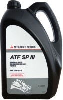 Фото - Трансмиссионное масло Mitsubishi ATF SP-III 4л