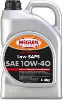 Моторное масло Meguin Low SAPS 10W-40 5L