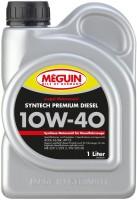 Моторное масло Meguin Syntech Premium Diesel 10W-40 1л