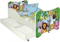 Кроватка Halmar Happy Jungle