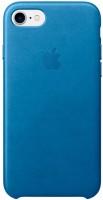 Чехол Apple Leather Case for iPhone 7/8/SE 2020