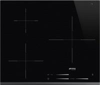 Фото - Варочная поверхность Smeg SI7633B черный
