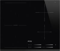 Фото - Варочная поверхность Smeg SI1M7643B черный