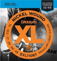 Фото - Струны DAddario XL Nickel Wound Balanced Regular 10-46