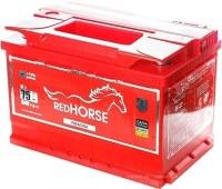 Фото - Автоаккумулятор Red Horse Premium (6CT-75R)