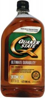Моторное масло QuakerState Ultimate Durability 0W-20 1L 1л