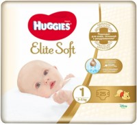 Подгузники Huggies Elite Soft 1 / 25 pcs