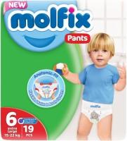 Подгузники Molfix Pants 6 / 19 pcs