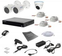Фото - Комплект видеонаблюдения Tecsar AHD 3MIX 5MEGA
