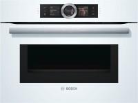 Духовой шкаф Bosch CMG 6764W1 белый