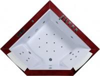 Ванна IRIS hydro TLP-667  150x150см гидромассаж