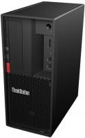 Фото - Персональный компьютер Lenovo ThinkStation P330 Tiny (30CF0033RU)