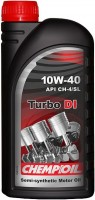 Моторное масло Chempioil Turbo DI 10W-40 1L 1л