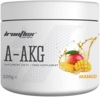 Фото - Амінокислоти IronFlex A-AKG 200 g