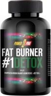 Сжигатель жира Power Pro Fat Burner N1 DETOX 90 cap 90шт
