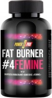 Сжигатель жира Power Pro Fat Burner N4 FEMINE 90 cap 90 шт