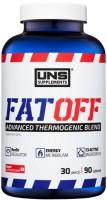 Сжигатель жира UNS Fat Off 90 tab 90шт