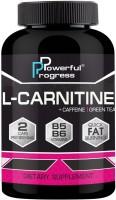 Спалювач жиру Powerful Progress L-Carnitine 90шт