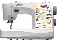 Швейная машина, оверлок Leader StreetArt 105