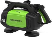 Мойка высокого давления Greenworks G10