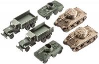 Сборная модель Revell US Army Vehicles (1:144)