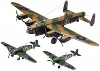 Сборная модель Revell 100 Years RAF British Legends (1:72)