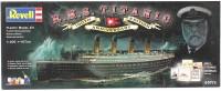 Сборная модель Revell R.M.S. Titanic 100th Anniversary Edition (1:400)
