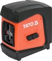 Нивелир / уровень / дальномер Yato YT-30425 20м, кейс, держатель
