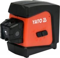 Нивелир / уровень / дальномер Yato YT-30427 20м, кейс, держатель