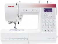 Швейная машина, оверлок Janome Sewist 740DC