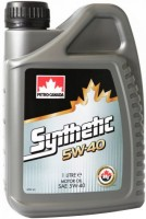 Моторное масло Petro-Canada Synthetic 5W-40 1 л