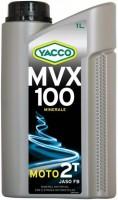 Моторное масло Yacco MVX 100 2T 1L 1л