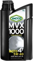 Моторное масло Yacco MVX 1000 4T 5W-40 1л