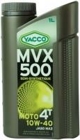 Моторное масло Yacco MVX 500 4T 10W-40 1л