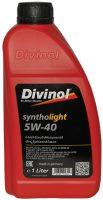 Моторное масло Divinol Syntholight 5W-40 1л